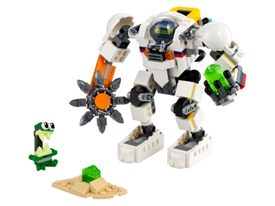 LEGO Le robot d'extraction spatiale (31115)