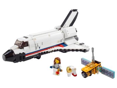 LEGO Space Shuttle Adventure (31117)