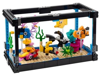 LEGO Fish Tank (31122)