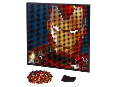 LEGO Marvel Studios Iron Man (31199)