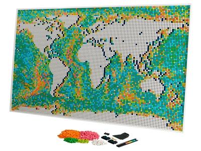LEGO Wereldkaart (31203)