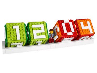 LEGO Calendrier en briques LEGO® (40172)