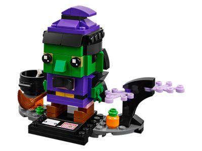 LEGO La sorcière d'Halloween (40272)
