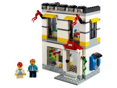 LEGO Microscale LEGO® Brand Store (40305)