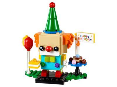 LEGO Birthday Clown (40348)