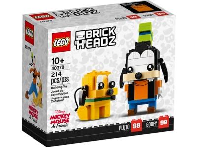 LEGO Goofy & Pluto (40378)