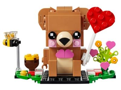 LEGO Valentine's Bear (40379)