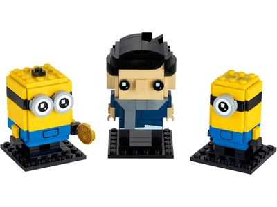 LEGO Gru, Stuart & Otto (40420)
