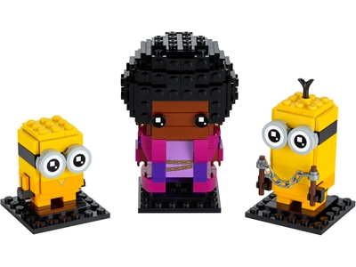LEGO Belle Bottom, Kevin and Bob (40421)