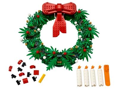 LEGO Christmas Wreath 2-in-1 (40426)