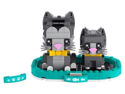 LEGO Shorthair Cats (40441)