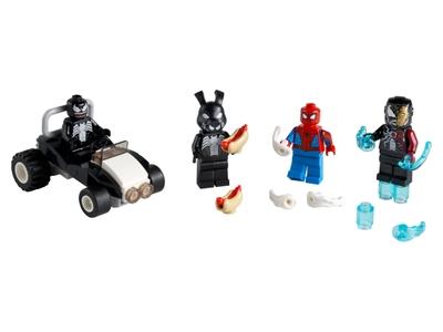 LEGO Spider-Man versus Venom and Iron Venom (40454)