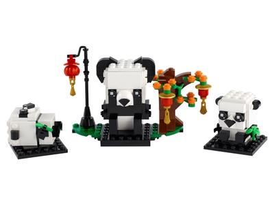 LEGO Chinese New Year Pandas (40466)