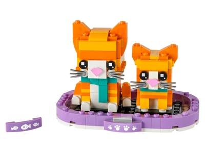 LEGO Ginger Tabby (40480)