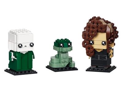 LEGO Voldemort™, Nagini & Bellatrix (40496)