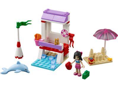 Lego Emmas Lifeguard Post 41028 Now 795 At A Tembo 20 Below