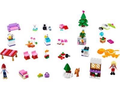 Calendrier Lego Friends 2019.Lego Friends Advent Calendar 41040