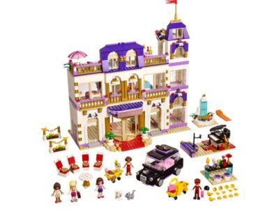 LEGO Heartlake Grand Hotel (41101) - Brickwatch France - Lego ...