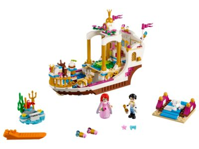 LEGO Ariel's koninklijke feestboot (41153)
