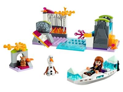 LEGO Anna's Canoe Expedition (41165)