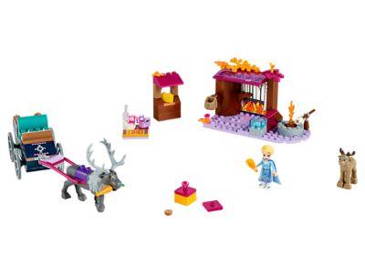 LEGO L'aventure en calèche d'Elsa (41166)