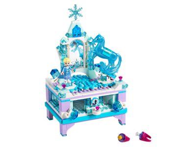 LEGO La boîte à bijoux d'Elsa (41168)