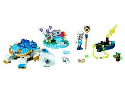 LEGO Naida & the Water Turtle Ambush (41191)