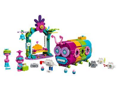 LEGO Regenboogrupsbus (41256)
