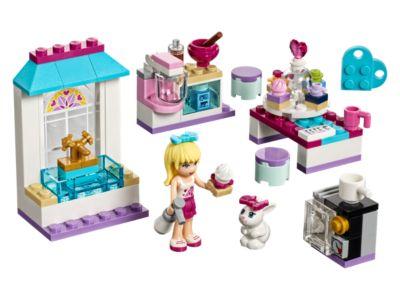 Lego stephanies vriendschap taartjes brickwatch