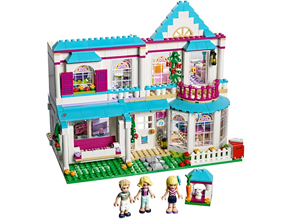 Lego Stephanies House 41314 Now 5739 At Amazonde 23 Below