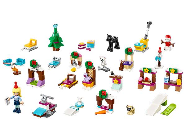 Calendrier Lego Friends 2019.Lego Friends Advent Calendar 41326