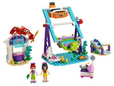 LEGO Schaukel mit Looping im Vergnügungspark (41337)