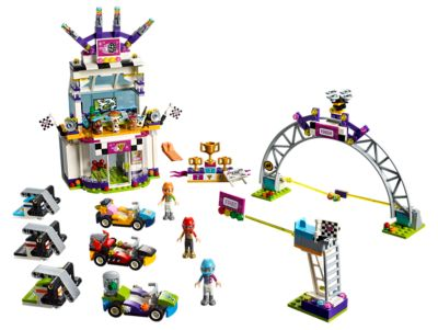 Lego The Big Race Day 41352 Now 3914 At Amazonde 40 Below