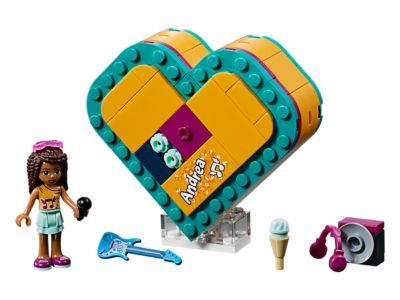 Box41354Now Lego Box41354Now Andrea's Heart Heart Heart Box41354Now Andrea's Andrea's Lego Lego I76vYbygf