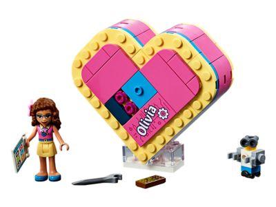 LEGO Olivia's Heart Box (41357)