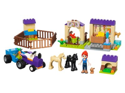 LEGO L'écurie de Mia (41361)