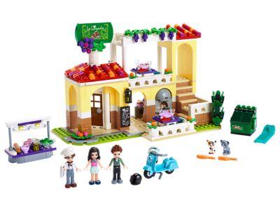 LEGO Heartlake City Restaurant (41379)
