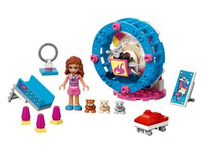 LEGO Olivia's Hamster Playground (41383)
