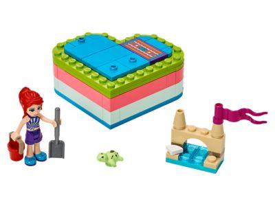 LEGO La boîte cœur d'été de Mia (41388)