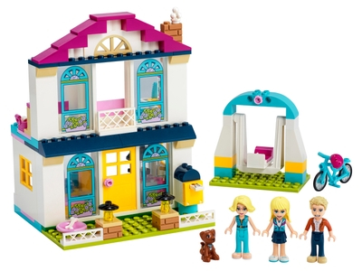 LEGO 4+ Stephanie's House (41398)