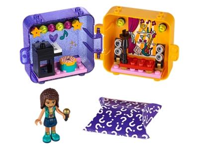 LEGO Andrea's speelkubus (41400)