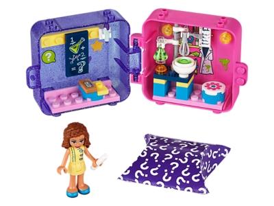 LEGO Olivia's speelkubus (41402)