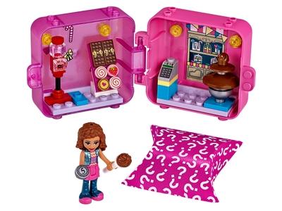 LEGO Olivias magischer Würfel – Süßwarengeschäft (41407)