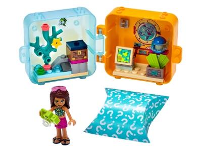 LEGO Andrea's Summer Play Cube (41410)