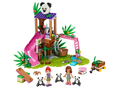 LEGO La cabane des pandas dans la jungle (41422)