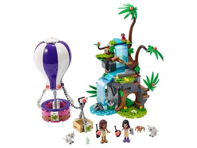 LEGO Tiger Hot Air Balloon Jungle Rescue (41423)