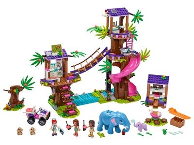 LEGO Jungle Rescue Base (41424)