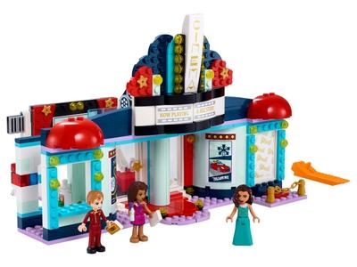 LEGO Le cinéma de Heartlake City (41448)