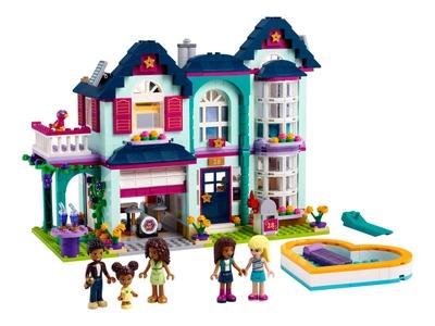 LEGO Andreas Haus (41449)