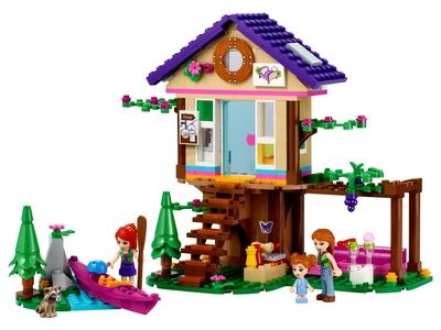LEGO La maison dans la forêt (41679)